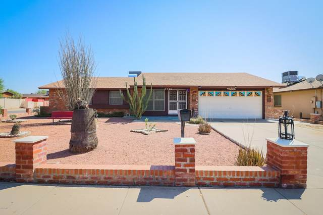 7739 W Flower Street, Phoenix, AZ 85033 (MLS #6137163) :: Openshaw Real Estate Group in partnership with The Jesse Herfel Real Estate Group