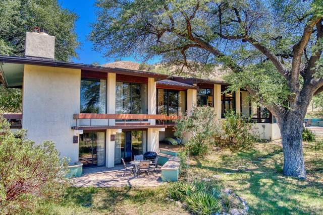 27 Little Hog Canyon Lane, Patagonia, AZ 85624 (MLS #6137169) :: Openshaw Real Estate Group in partnership with The Jesse Herfel Real Estate Group