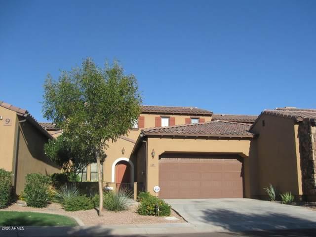 4700 S Fulton Ranch Boulevard #26, Chandler, AZ 85248 (MLS #6137171) :: Keller Williams Realty Phoenix
