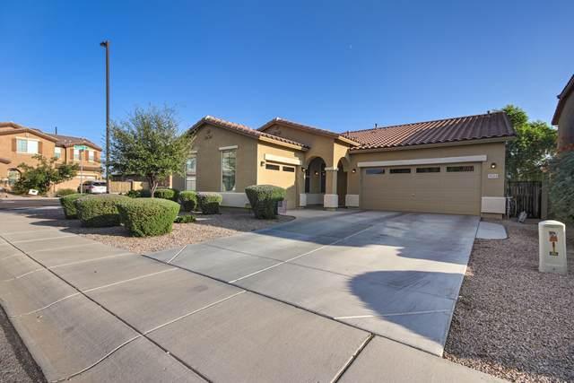 3135 E Ridgewood Lane, Gilbert, AZ 85298 (MLS #6137173) :: REMAX Professionals