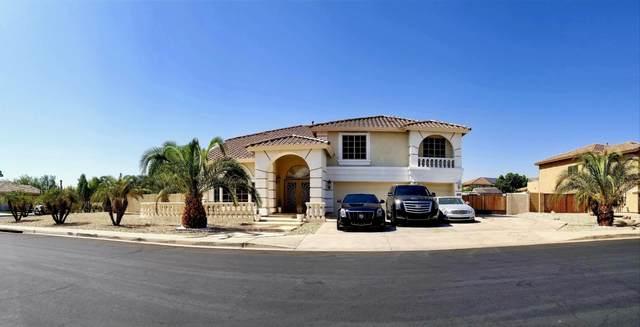 5514 N 131ST Drive, Litchfield Park, AZ 85340 (MLS #6137178) :: The Garcia Group