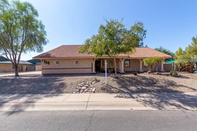 114 S Stellar Parkway, Chandler, AZ 85226 (MLS #6137181) :: The Daniel Montez Real Estate Group