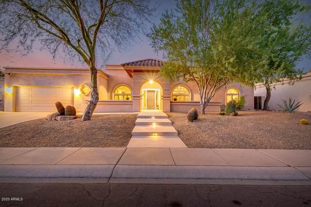 8502 E Mustang Trail, Scottsdale, AZ 85258 (MLS #6137186) :: My Home Group