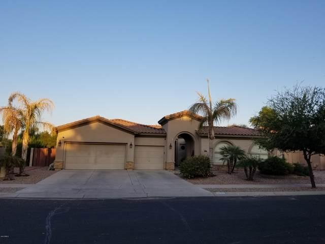 4483 S Roy Rogers Way, Gilbert, AZ 85297 (MLS #6137191) :: Midland Real Estate Alliance