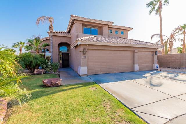 4737 E Verbena Drive, Phoenix, AZ 85044 (MLS #6137202) :: Keller Williams Realty Phoenix