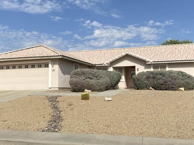 240 Monte Cristo Drive, Wickenburg, AZ 85390 (MLS #6137222) :: Brett Tanner Home Selling Team