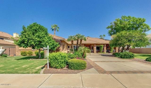 3942 E Farmdale Avenue, Mesa, AZ 85206 (MLS #6137253) :: Brett Tanner Home Selling Team