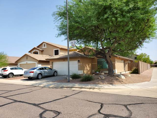 22827 N 24TH Street, Phoenix, AZ 85024 (MLS #6137255) :: Power Realty Group Model Home Center