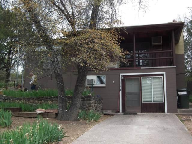1403 N Woodland Drive, Payson, AZ 85541 (MLS #6137259) :: Keller Williams Realty Phoenix
