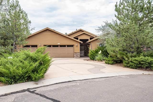 903 E Wade Circle, Payson, AZ 85541 (MLS #6137260) :: The Property Partners at eXp Realty