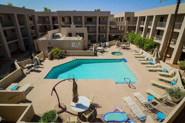 7474 E Earll Drive #308, Scottsdale, AZ 85251 (MLS #6137277) :: Midland Real Estate Alliance