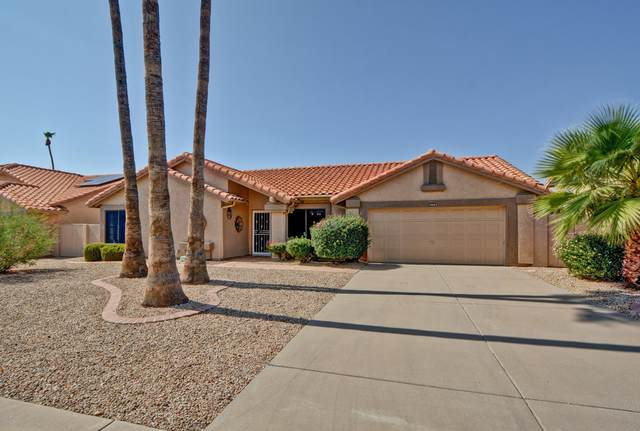 19822 N 95th Avenue, Peoria, AZ 85382 (MLS #6137283) :: Brett Tanner Home Selling Team