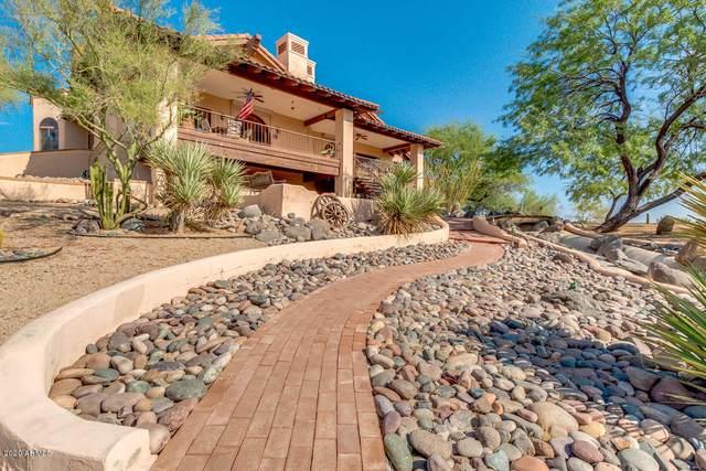 8050 E Paint Pony Drive, Carefree, AZ 85377 (MLS #6137306) :: Brett Tanner Home Selling Team