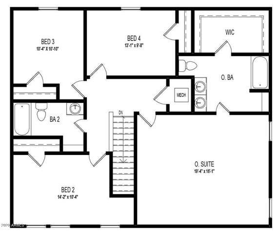 297 E Impala Court, Casa Grande, AZ 85122 (MLS #6137324) :: Yost Realty Group at RE/MAX Casa Grande