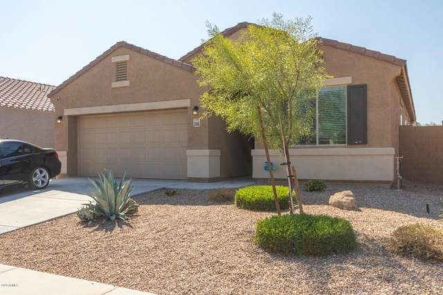 2456 S 235TH Drive, Buckeye, AZ 85326 (MLS #6137326) :: Howe Realty