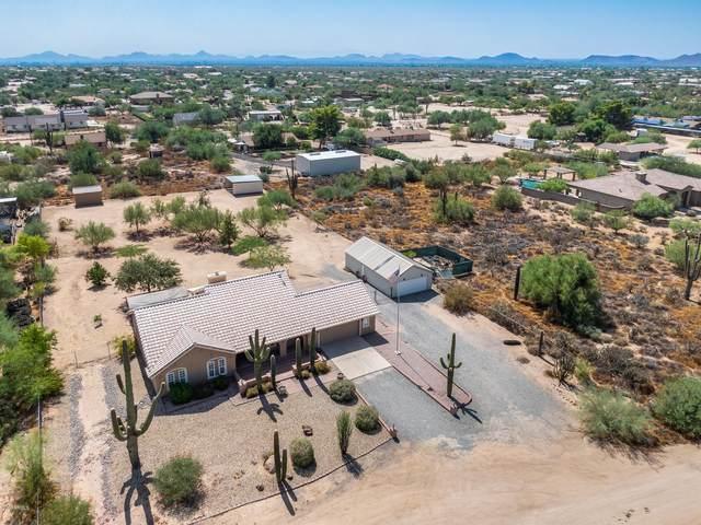 5731 E Morning Vista Lane, Cave Creek, AZ 85331 (MLS #6137345) :: Lifestyle Partners Team