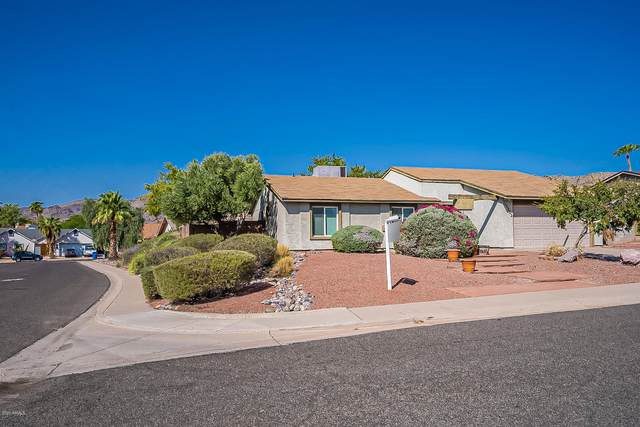 10038 S 46TH Place, Phoenix, AZ 85044 (MLS #6137375) :: The Daniel Montez Real Estate Group