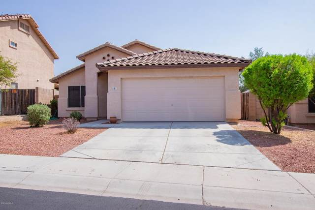 211 S 229TH Drive, Buckeye, AZ 85326 (MLS #6137378) :: Howe Realty