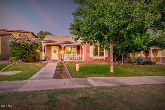 2907 N Heritage Street, Buckeye, AZ 85396 (MLS #6137394) :: The Ellens Team