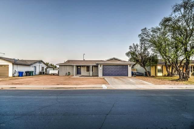 917 S 35TH Place, Mesa, AZ 85204 (MLS #6137399) :: Brett Tanner Home Selling Team