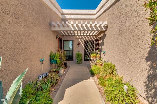 3030 S Alma School Road #35, Mesa, AZ 85210 (MLS #6137400) :: The Property Partners at eXp Realty