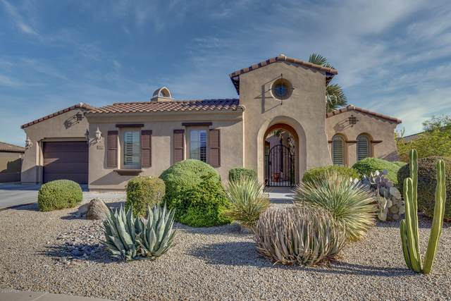 12624 S 179TH Drive, Goodyear, AZ 85338 (MLS #6137424) :: The Riddle Group