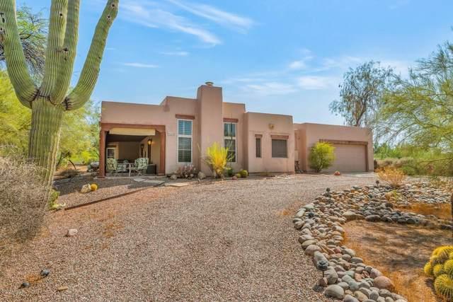 6308 E Rancho Del Oro Drive, Cave Creek, AZ 85331 (MLS #6137428) :: Brett Tanner Home Selling Team