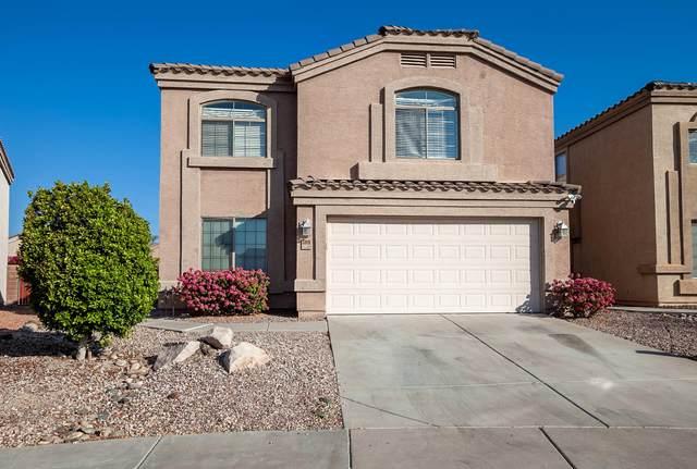 23976 W Lasso Lane, Buckeye, AZ 85326 (MLS #6137430) :: Dave Fernandez Team | HomeSmart