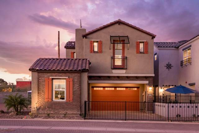 281 E Hackberry Drive, Chandler, AZ 85286 (MLS #6137432) :: Service First Realty
