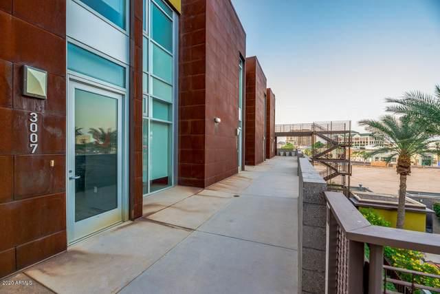 4737 N Scottsdale Road #3005, Scottsdale, AZ 85251 (#6137435) :: Luxury Group - Realty Executives Arizona Properties