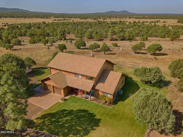 15 Acr 3565, Show Low, AZ 85901 (MLS #6137445) :: The Bill and Cindy Flowers Team