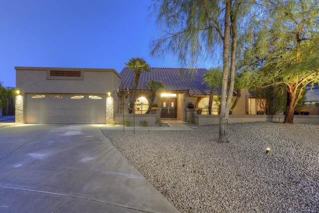 8689 E Thoroughbred Trail, Scottsdale, AZ 85258 (MLS #6137446) :: Dave Fernandez Team | HomeSmart