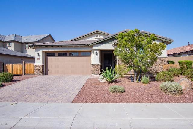 10020 W Via Montoya Drive, Peoria, AZ 85383 (MLS #6137450) :: Brett Tanner Home Selling Team