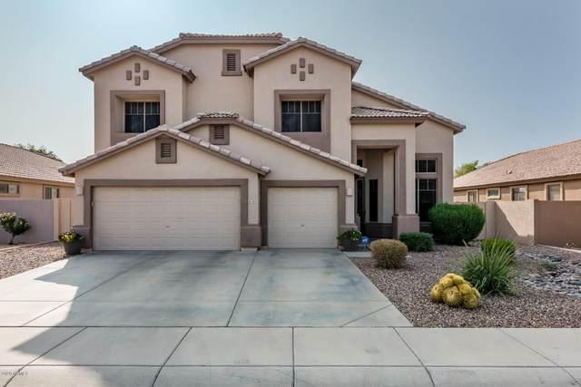 3870 S Velero Street, Chandler, AZ 85286 (MLS #6137459) :: The Results Group