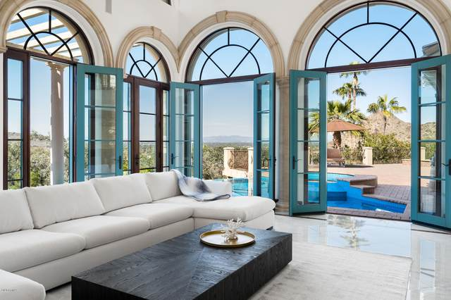 5317 E Desert Vista Road, Paradise Valley, AZ 85253 (MLS #6137460) :: Devor Real Estate Associates