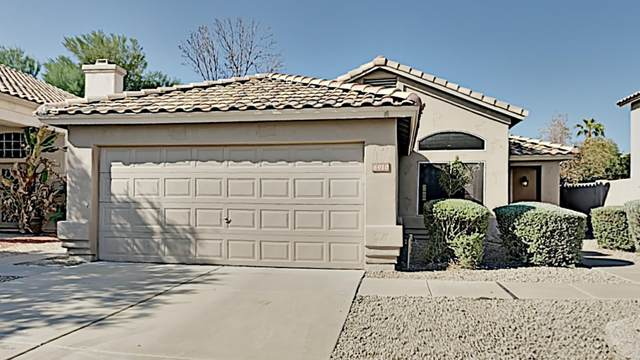 6910 W Via Del Sol Drive, Glendale, AZ 85310 (MLS #6137461) :: Homehelper Consultants