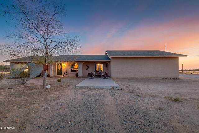 27204 S 170TH Avenue, Buckeye, AZ 85326 (MLS #6137467) :: RE/MAX Desert Showcase
