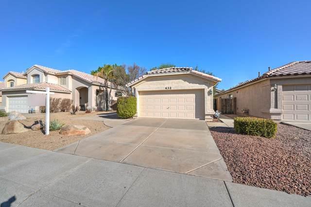 432 W Calle Monte Vista, Tempe, AZ 85284 (MLS #6137470) :: neXGen Real Estate