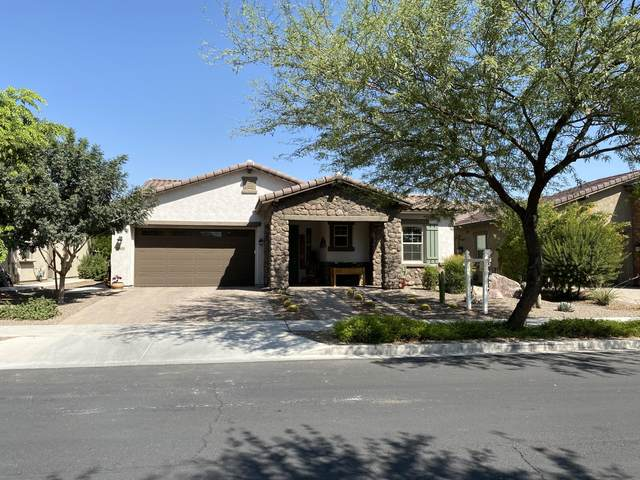 20620 W Hillcrest Boulevard, Buckeye, AZ 85396 (MLS #6137476) :: The Property Partners at eXp Realty