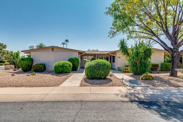 18843 N 134TH Avenue, Sun City West, AZ 85375 (MLS #6137485) :: My Home Group