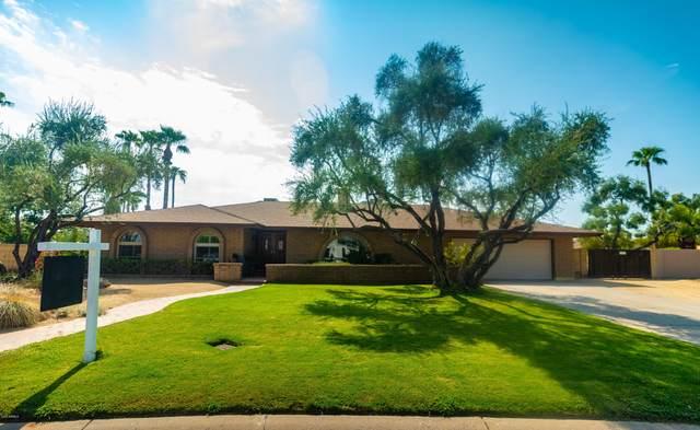 11420 N 50TH Street, Scottsdale, AZ 85254 (MLS #6137492) :: Keller Williams Realty Phoenix