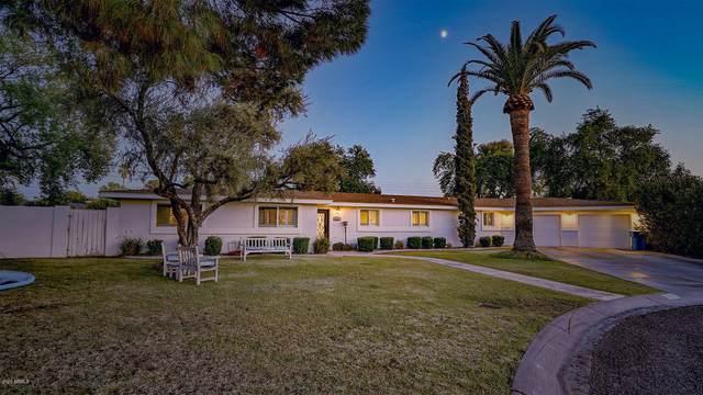 3611 E Mariposa Street, Phoenix, AZ 85018 (MLS #6137503) :: The Luna Team