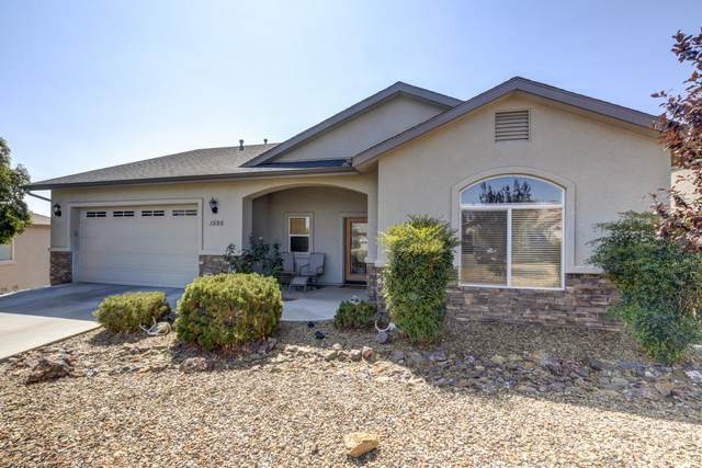 1595 Magnolia Lane, Prescott, AZ 86301 (MLS #6137504) :: Yost Realty Group at RE/MAX Casa Grande