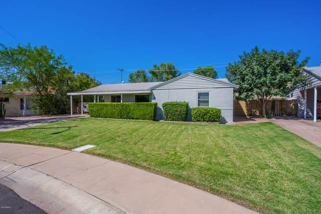 802 E Cavalier Drive, Phoenix, AZ 85014 (MLS #6137521) :: The Laughton Team