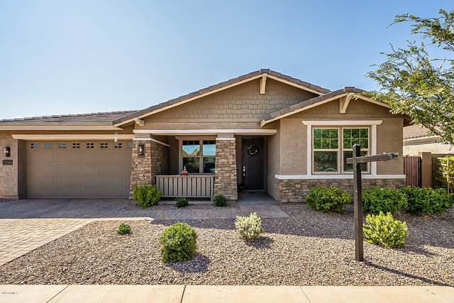 21866 S 221ST Place, Queen Creek, AZ 85142 (MLS #6137527) :: Lucido Agency