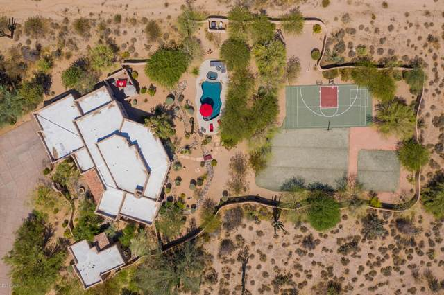 25635 N Ranch Gate Road, Scottsdale, AZ 85255 (MLS #6137592) :: Keller Williams Realty Phoenix