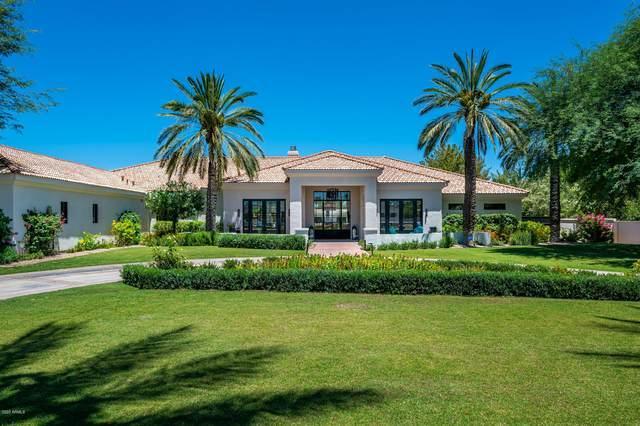 6840 E Bronco Drive, Paradise Valley, AZ 85253 (MLS #6137607) :: The Luna Team