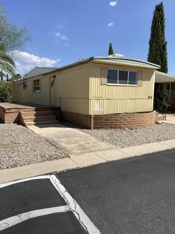 3411 S Camino Seco #433, Tucson, AZ 85730 (MLS #6137611) :: West Desert Group   HomeSmart
