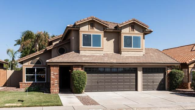 16019 N 49TH Place, Scottsdale, AZ 85254 (MLS #6137627) :: The Laughton Team