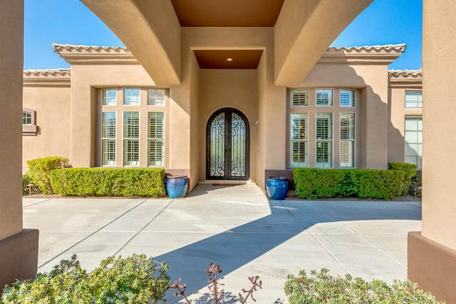 7398 E La Junta Road, Scottsdale, AZ 85255 (MLS #6137628) :: TIBBS Realty